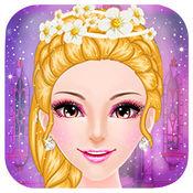 公主美妆派对-甜心童话美少女娃娃的魔法梦幻衣橱