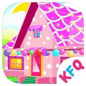 公主圣诞屋-儿童设计搭配别墅宝宝游戏