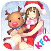 公主圣诞节-女生时尚换装小游戏大全免费