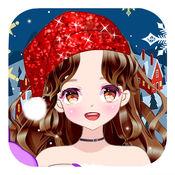 公主的圣诞舞会 - 时尚换装养成游戏