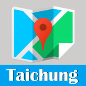 台湾台中旅游指南地铁去哪儿臺灣地图 Taichung metro gps