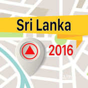 斯里兰卡 离线地图导航和指南