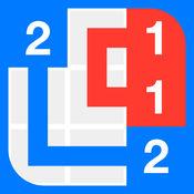 数字连接 - 逻辑益智游戏 2.0.0
