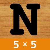 数字拼图5X5 - 免费游戏