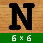数字拼图6X6 - 免费游戏
