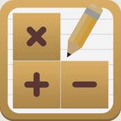 便签计算器-储存历史记录、编辑和备注每项运算内容、音阶、真人语音播报