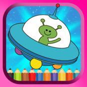 宝宝学abc 油漆 画 游戏 自由 对于 童装 1