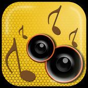 复古 '70,'80 音乐 铃声 和 免费 声音 对于 iPhone