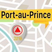 Port au Prince 离线地图导航和指南