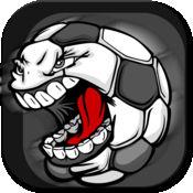 直播 足球 球 躁狂症 真棒 爱好运动的 曼 大通 益智 游戏 为 童装