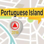Portuguese Island 离线地图导航和指南1