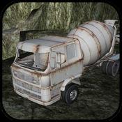 水泥车赛车