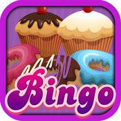 饼干和蛋糕工坊宾果 - 高炉您的朋友和大赢专业版游戏