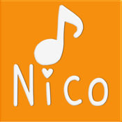 MusicNico  オフライン再生 音楽 動画 プレーヤー for ニコニコ動画