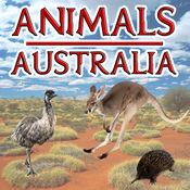 澳大利亚的动物...