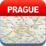 布拉格离线地图 - 城市地铁机场