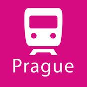布拉格铁路图 Li...