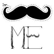 MustacheMe!酷八字上你的脸