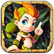 "Survival Run: 勇敢传说 勇敢的冒险""运行"" - 探索隐寺,运行游戏"