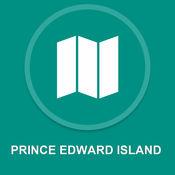 爱德华王子岛 : 离线GPS导航 1