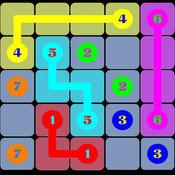 数字谜题:一款划线解密的免费益智游戏