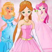公主装扮拼图女孩只 - 免费版