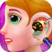 公主耳朵医生 - 皮尔斯外科游戏 1