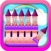 型号少女塔的幻想 - 打造微型城堡为你睡觉的王子高清免费
