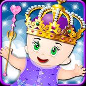 公主新生婴儿护理 - 小医生和妈妈的游戏