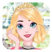 公主的晚礼服-化妆换装女生游戏免费 1