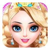 公主的梦幻礼服-时尚美少女换装美妆女孩游戏 1