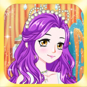 公主时装屋-美女换装美容女生游戏 1