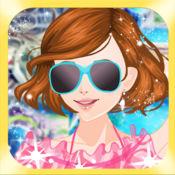 公主游戏—公主的泳池派对,女生最喜欢玩 1