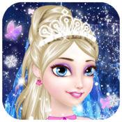 公主时尚秀-女孩子的装扮小游戏