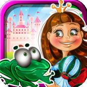 公主青蛙跳逃生