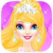公主的梦幻童话冰雪婚礼 - 女生换装小游戏