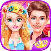 女生游戏 - 公主婚礼化妆、换装沙龙