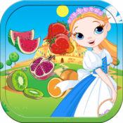 公主花园 - 食品水果和蔬菜博览会 1.0.0
