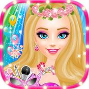 公主美妆派对-美少女换装养成女孩游戏