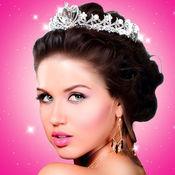 公主发型美容院虚拟转型