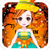 公主的万圣节舞会-时尚免费换装游戏