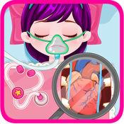 心脏手术模拟游戏-医院手术模拟,外科模拟游戏,急诊医生 1.