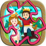 公主拼圖遊戲真正免費