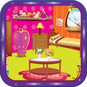 公主房装修 - 小女婴房的设计和改造游戏的艺术