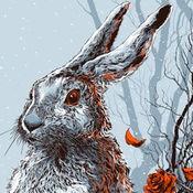 可爱的兔子高清背景和壁纸
