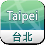 Taipei Offline Street Map (English+Chinese)
