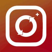 Repost - 转发和保存您最喜爱的社交媒体ig照片和视频 2