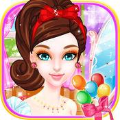 公主美妆沙龙 - 女孩子的化妆换装游戏