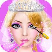 公主的婚礼化妆女孩游戏