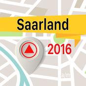 薩爾蘭 离线地图导航和指南 1
